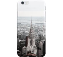 New York Chrysler Building iPhone Case/Skin