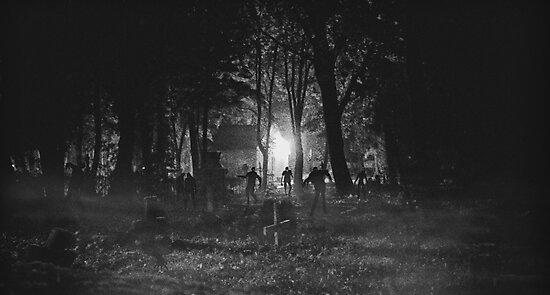 Zombie Night by recklessrocker