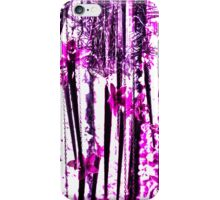 Funky Pink Floral iPhone & iPod Cases iPhone Case/Skin