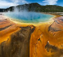 Grand Prismatic II by Zero Dean