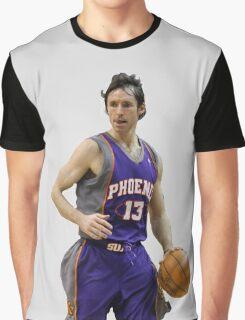 Steve Nash Graphic T-Shirt
