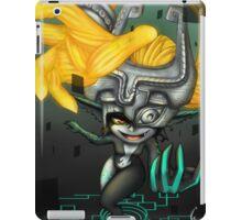 Midna. princess of twilight iPad Case/Skin