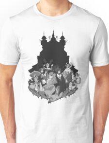 Darkstalkers Lady Killers B/W Unisex T-Shirt
