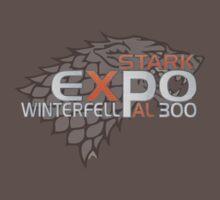 Stark Expo: Winterfell by Max Joss