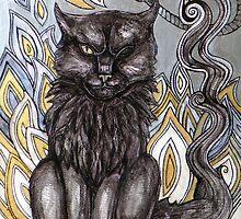 The Black Cat by Lynnette Shelley