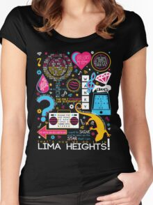 Santana Lopez Quotes Women's Fitted Scoop T-Shirt