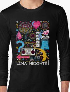 Santana Lopez Quotes Long Sleeve T-Shirt