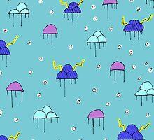 Rain by Allie M