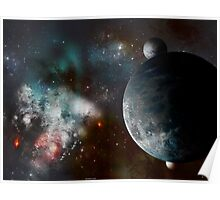Miscellaneous Space Vista Number 54 Poster