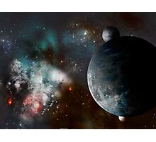 Miscellaneous Space Vista Number 54 Photographic Print