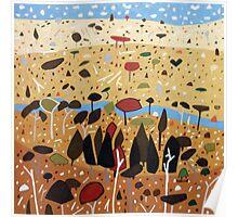 Whimsical Landscape 3. Poster