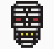 8-bit mummy by KingZombie