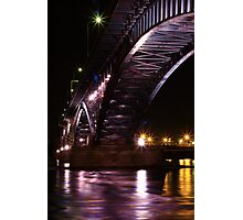 Peace Bridge Photographic Print