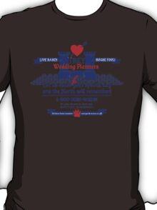Frey Wedding Planners Advertisement T-Shirt
