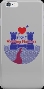 Frey Wedding Planners by huckblade