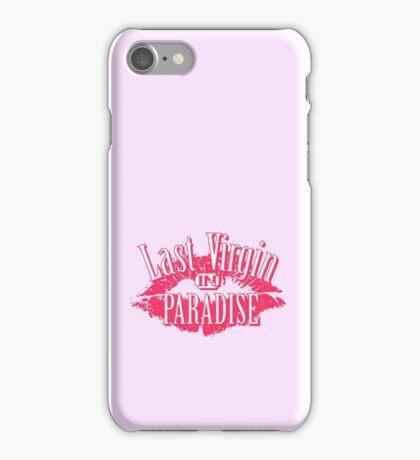 Last Virgin in Paradise VRS2 iPhone Case/Skin