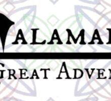 Talamak Logo Sticker