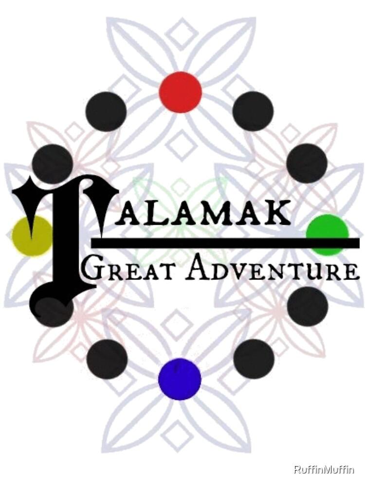 Talamak Logo by RuffinMuffin