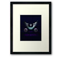 New Lunar Republic Framed Print