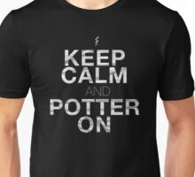 potter on Unisex T-Shirt