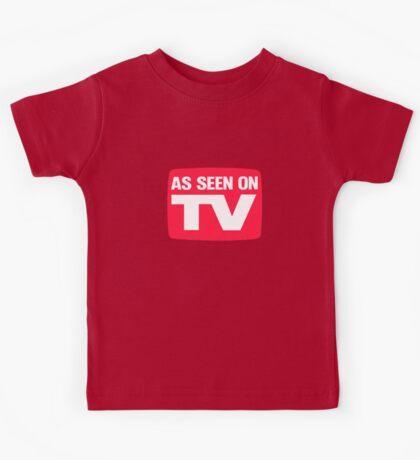 As seen on TV Kids Tee