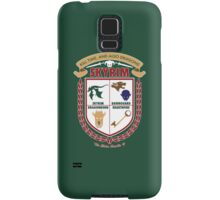 Skyrim Coat-Of-Arms Samsung Galaxy Case/Skin