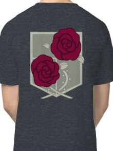 Stationary Troops Crest Classic T-Shirt