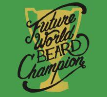 Future World Beard Champion Kids Clothes