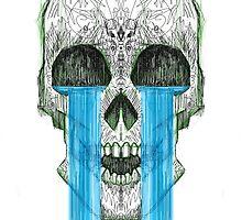 Skull by bsenturk