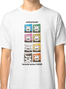 Tentacle Robot T Shirt Classic T-Shirt