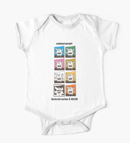 Tentacle Robot T Shirt One Piece - Short Sleeve