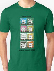 Tentacle Robot T Shirt Unisex T-Shirt