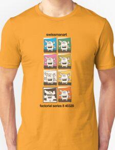 Tentacle Robot T Shirt T-Shirt