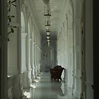 Tranquility - The Raffles Singapore by Jane  Earle Photography
