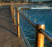 Dee Why Beach - Summer Light 2 by Jane  Earle Photography
