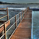 Dee Why Beach - Summer Light 3 by Jane  Earle Photography
