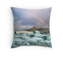 The Candy Store (And Where Unicorns Live) Throw Pillow