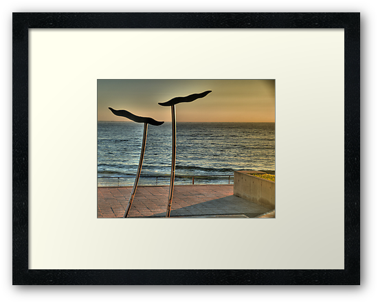 Dee Why Beach - Summer Light 5 by Jane  Earle Photography