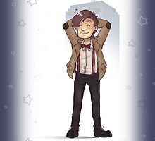 11th Doctor Case by Kirsten  Stackhouse