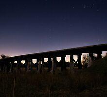 Yarra Glen Railway by Eliza Ticknell