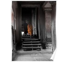 Monks - Angkor Wat 2 Poster