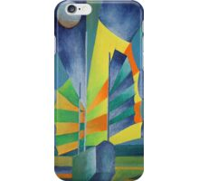 Junk By The Light Of The Silvery Moon iPhone Case/Skin