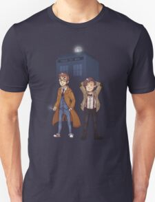 Who Times Two T-Shirt