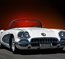 1959 Corvette Roadster I  by DaveKoontz