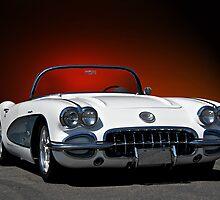 1959 Corvette Roadster I  by DaveKoontz