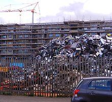 Parking for 4000 Cars by Nik Watt