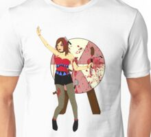 Magician's Assistant: Knife Thrower Unisex T-Shirt