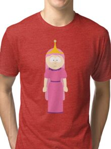 Adventure Park - Princess Cartman Tri-blend T-Shirt