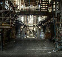 Machinery by yanshee