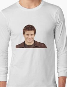 David Boreanaz Long Sleeve T-Shirt